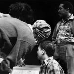 "Fittings for ""Sons"" with Phylicia Richard, Bob Gossett & Eugene Lee"